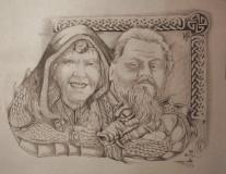 Bobbie and Allen
