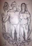 Epona & Baldar