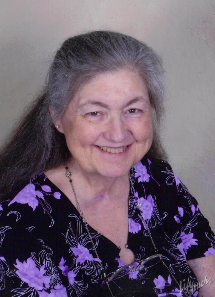 Portrait of Willa Haynes smiling.