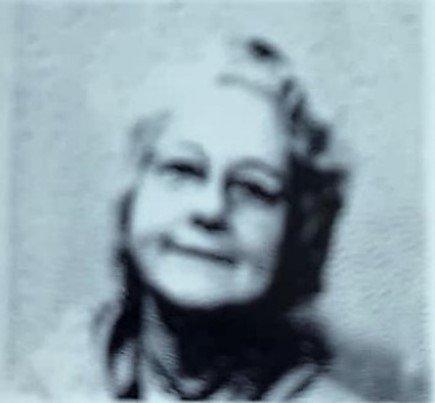 Portrait of Charlotte.